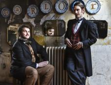 Morgan & West - Parlour Tricks - 0159c - credit Steve Ullathorne