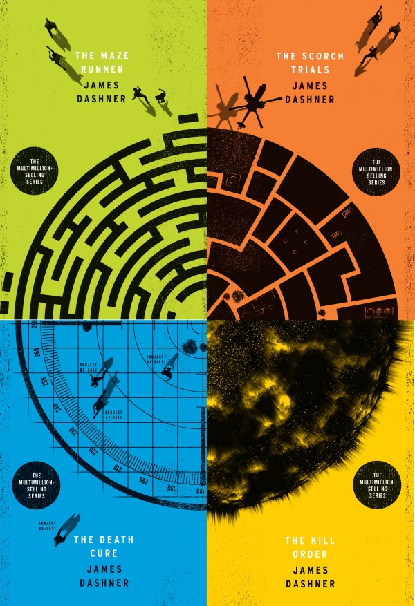 WIN A COPY OF THE NEW LIMITED EDITION MAZE RUNNER SERIES ...