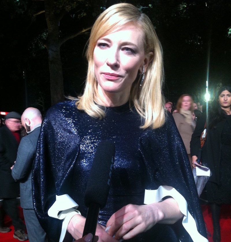 BFI Fellowship Award Recipient: Cate Blanchett
