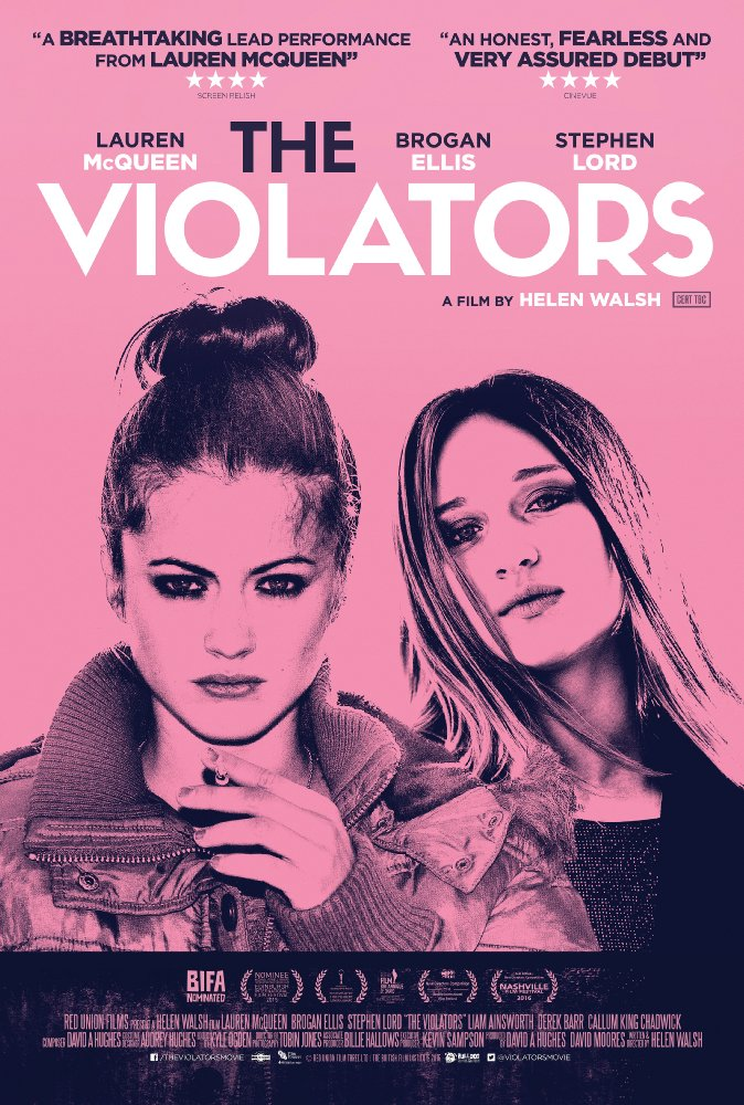 The Violators by Helen Walsh, out now on DVD