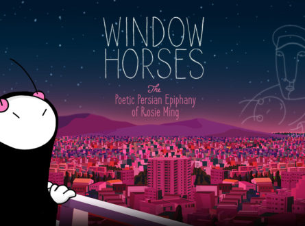 Canada Now: Window Horses
