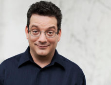 Andy Kindler photographed in Minneapolis MN on August 20, 2010.