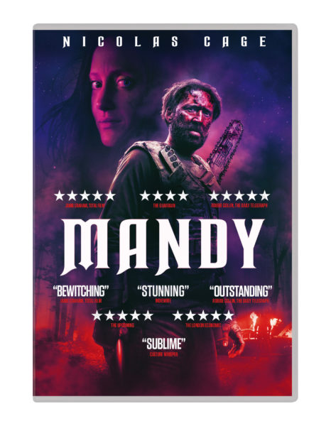 Win Mandy DVD